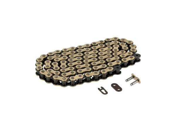 Rollenkette IRIS 420 GSX, 94 Glieder - für Simson SR50, SR80,  10016390 - Bild 1