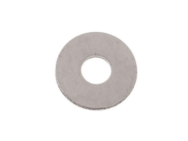 Scheibe 8,4 A DIN 9021 roh,  10063536 - Bild 1