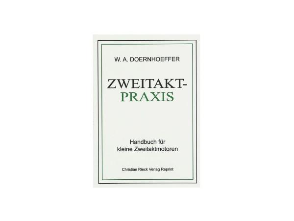 Buch - Zweitakt-Praxis - Handbuch für kleine Zweitaktmotoren,  10070564 - Bild 1