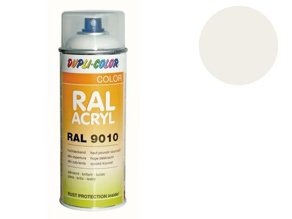 Dupli-Color Acryl-Spray RAL 9002 grauweiß, glänzend - 400 ml,  10064876 - Bild 1