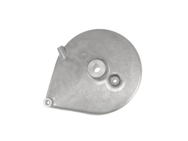 Gegenhalter Bremsschild hinten, trommelpoliert - MZ ES125, ES150, ETS125, ETS150, TS125, TS150,  10060963 - Bild 1