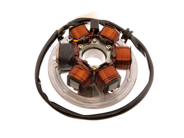 10001902 Grundplatte (Stator) für PVL 6-polig - für Simson S51, S70, S53, S83, SR50, SR80 - Bild 1