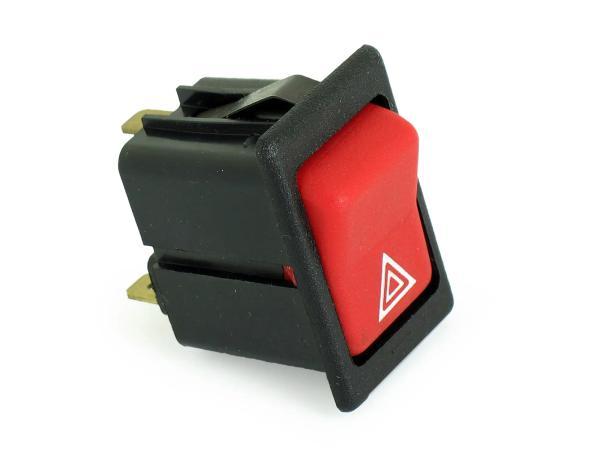 Wippenschalter mit Leuchttaste 8620.19/10 Simson Albatros SD50 Lastendreirad,  10003927 - Bild 1
