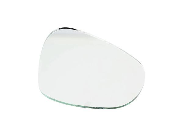 Spiegelglas, links, Niere-eckig, 104 x 87mm,  10066330 - Bild 1