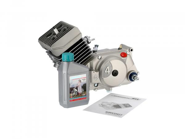 Motor 60ccm, 4-Gang - Simson S51, KR51/2 Schwalbe, SR50,  10016840 - Bild 1