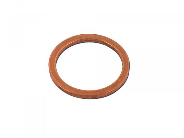 Dichtring Kupfer A16x20 - MZ ES125, ES150,  10061002 - Bild 1