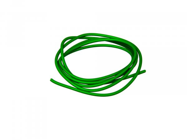 10001785 Kabel - Grün 0,50mm² Fahrzeugleitung - 1m - Bild 1