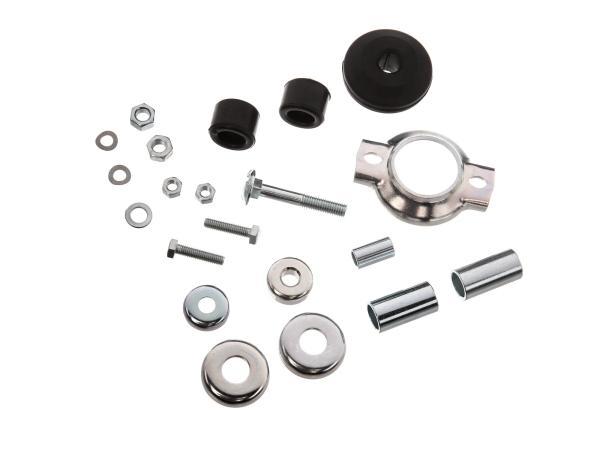 Set: Kleinteile für Einbau Motorlager - Simson S50, S51, S53, S70, S83,  10068225 - Bild 1