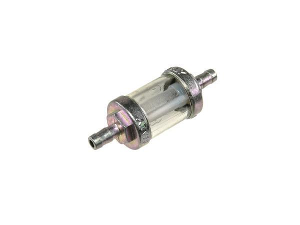 Leitungsfilter massiv Ø6mm für Benzinschlauch - Simson S50, S51, SR50, KR51 Schwalbe, SR4 u.a.,  10068284 - Bild 1
