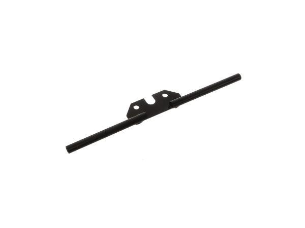 Blinkleuchtenträger hinten mit Innengewinde M8, schwarz, Ø10mm - Simson S50, S51, S70,  10066800 - Bild 1