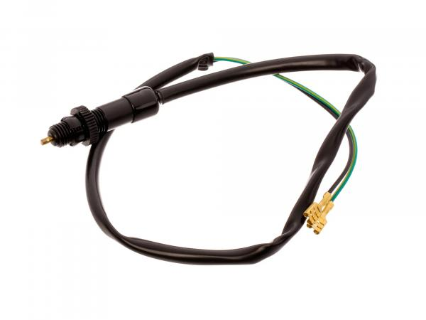 10068294 Bremslichttaster für Fußbremse mit Kabel - für Simson S51, S53, S70, S83 - MZ ETZ - Bild 1