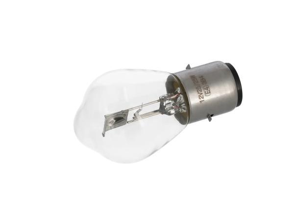 Biluxlampe 12V 25/25W BA20d von VEBCO,  10070861 - Bild 1