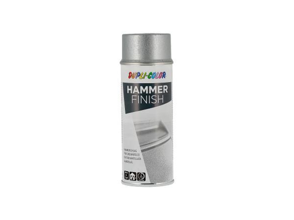 10064896 Dupli-Color Effect-Spray Hammerschlag, silber - 400ml - Bild 1
