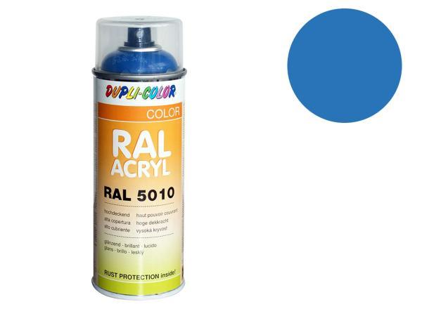 Dupli-Color Acryl-Spray RAL 5012 lichtblau, glänzend - 400 ml,  10064796 - Bild 1