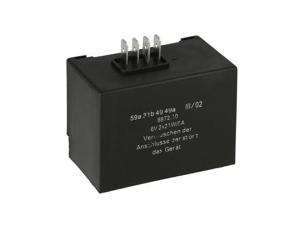 Elba 6V 2x 21W/5A, 8872.10 - für Simson SR50,  10001757 - Bild 1