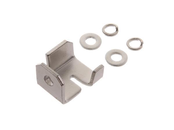 Set: Schließhaken Werkzeugkastenschloss - für Simson S50, S51, S70,  10067914 - Bild 1