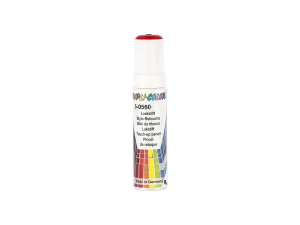 10065060 Dupli-Color Lackstift RAL 3002 karminrot, glänzend - 12ml - Bild 1