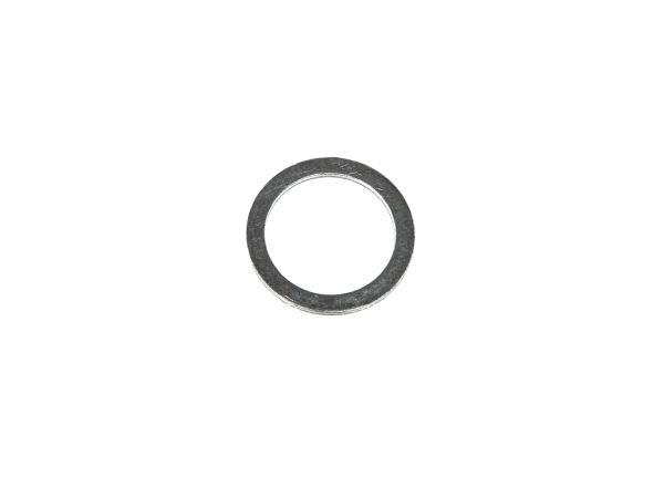 Dichtring Ø 18x24 DIN 7603 aus Aluminium, für Ölablassschraube - für Simson S50, KR51/1, SR4, Duo4/1, AWO - für MZ ETZ, TS,  10065598 - Bild 1