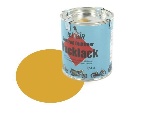Lackfarbe 2K Leifalit Saharabraun 1 (Narzissengelb) - 500ml,  10031244 - Bild 1