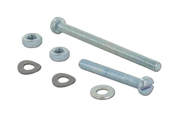Normteile Set für Blink- und Abblendschalter - für Simson Schwalbe KR51, SR4 Vogelserie,  10056768 - Bild 1