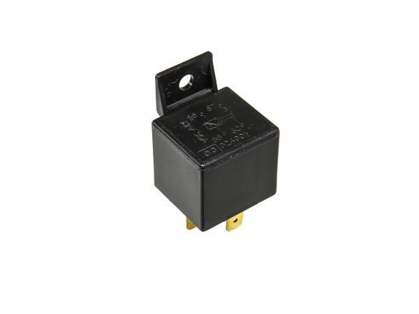 10025258 Schaltrelais 12 V max. 30 Ampere, 4-polig - Bild 1