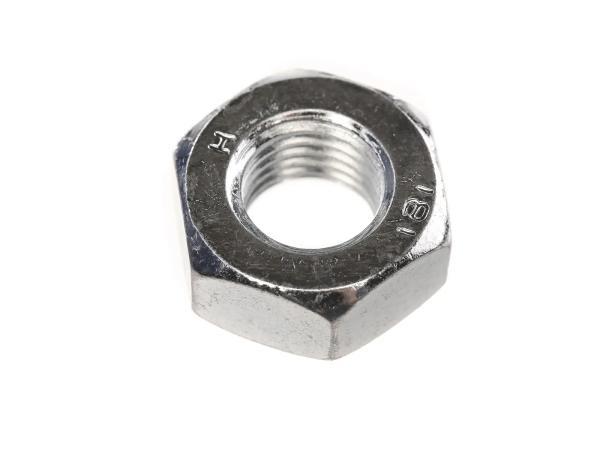 Sechskantmutter M10x1,25 - DIN934,  10063212 - Bild 1