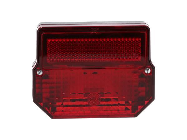 Bremsschlusskennzeichenleuchte BSKL 8522.22, komplett - Simson S53, S83, SR50, SR80 - MZ ETZ,  10069937 - Bild 1
