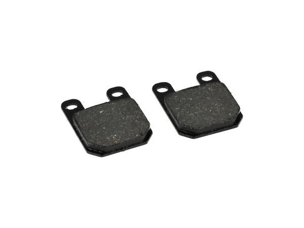 1 Paar Bremsklötze für Scheibenbremse, Bremssattel SFW,  10068860 - Bild 1