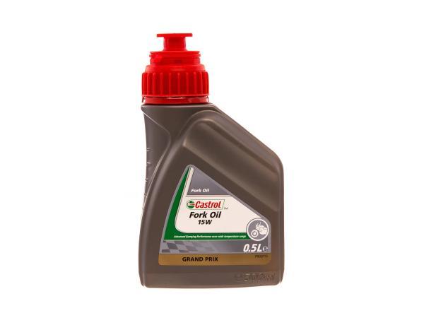 10014046 CASTROL Gabelöl 15W mineralisch - 500ml - Bild 1