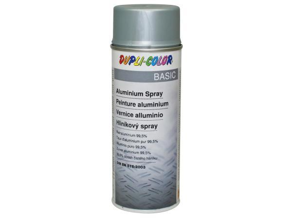 10064911 Dupli-Color Aluminium-Spray - 400ml - Bild 1