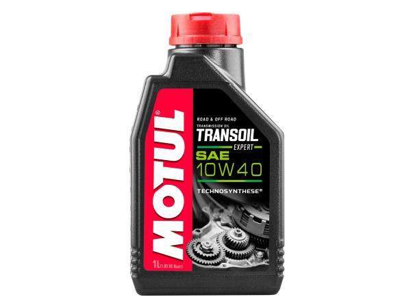 10055489 MOTUL Transöl Expert   2-Takt Ester SAE 10W-40 - 1 Liter - Bild 1