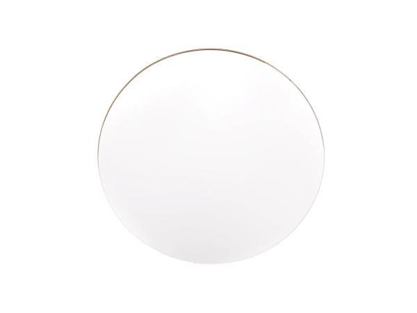 Spiegelglas, Ø122mm - Simson S50, S51, S70, S53, S83, KR51/2 Schwalbe, SR50, SR80,  10002981 - Bild 1