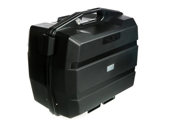 10004868 Koffer - Seitenkoffer für Motorrad Schwarz - 32l - Bild 1