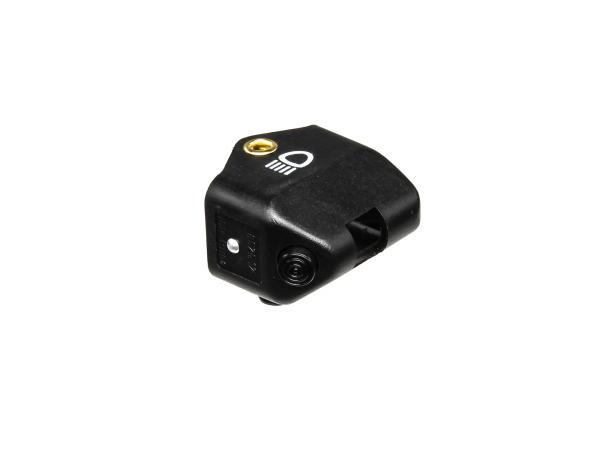 Kunststoffkappe für Abblendschalter mit Ausschnitt für Kabel - für Simson S50, S51 - MZ TS, ES,  10057996 - Bild 1