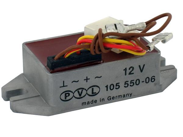 Regler PVL (AC-DC 12V) - Simson S51, S70, S53, S83, SR50, SR80,  10001904 - Bild 1