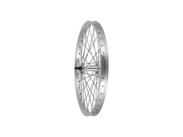 Speichenrad 1,20 x 16 - aus Aluminium, für Mopedanhänger,  10058663 - Bild 1