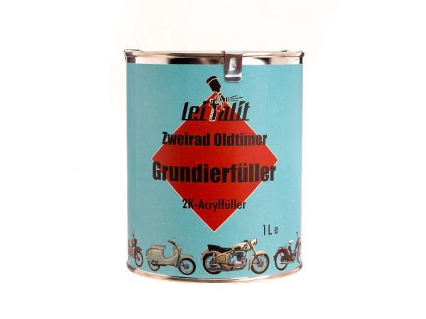 Grundierfüller 2K Leifalit für Lackfarbe, Hellgrau - 1Liter,  10016683 - Bild 1