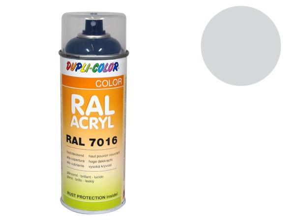 Dupli-Color Acryl-Spray RAL 7035 lichtgrau, glänzend - 400 ml,  10064852 - Bild 1