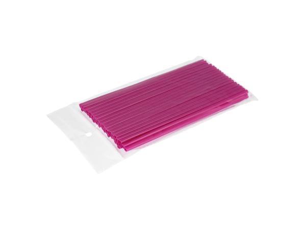 Set: 36x Speichen-Cover Neon-Violett, Speichenschutz, Länge 180mm,  10069759 - Bild 1