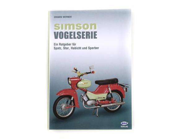 """10002771 Buch - """"Simson Vogelserie"""" - Bild 1"""
