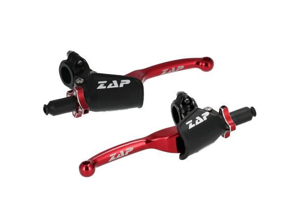 Set: ZAP V.2X Kupplungs- und Bremsarmatur, Rot,  GP10000713 - Bild 1