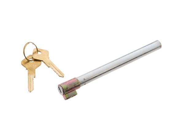Speichenschloss mit 2 Schlüsseln - für Simson SR1, SR2, SR2E,  10068327 - Bild 1