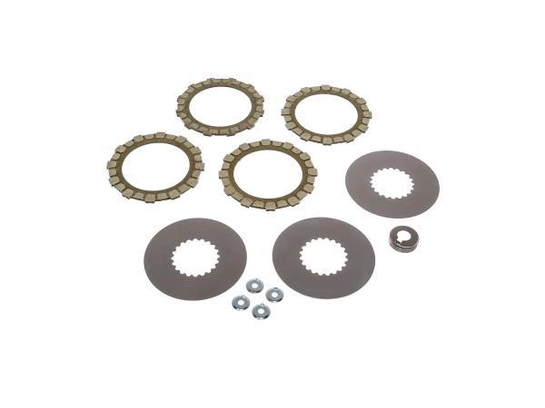Set: Kupplungsteile Regenerierung - Simson S51, KR51/2 Schwalbe, SR50, MS50, S53, S70, SR80, S83,  10002446 - Bild 1