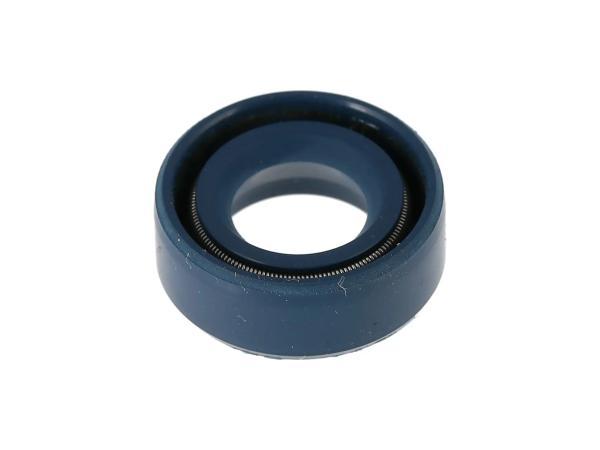 Wellendichtring 10x19x07, blau - Simson AWO - MZ ES - IWL TR150 Troll,  10058713 - Bild 1