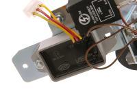 Set: Umrüstsatz VAPE auf 12V, Magnete vergossen (ohne Batterie, Hupe und Leuchtmittel) - Simson KR51/1 Schwalbe, KR51/2 Schwalbe, Art.-Nr.: 10060423 - Bild 7