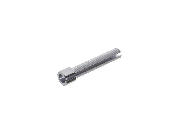 Stellschraube M8x1 für Bremse und Kupplung, geschlitzt,  10064131 - Bild 1