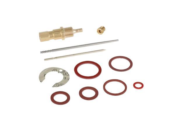 Reparatursatz Vergaser 24 KN 1-1, N241-1 (11-teilig) - für IWL SR56 Wiesel, SR59 Berlin,  10057012 - Bild 1