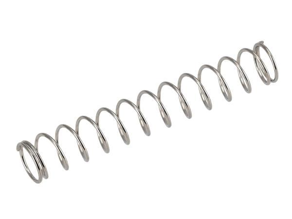 10057826 Feder für Kohlebürste von Lichtmaschine ES, ETS, TS 6V (Bürste) - Bild 1