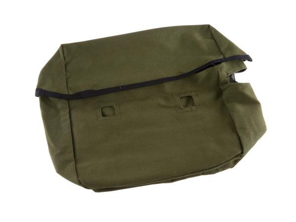 10067879 Tarnbezug (Segeltuchhülle) für Packtasche mit Spaten - für MZ TS250 - Bild 1
