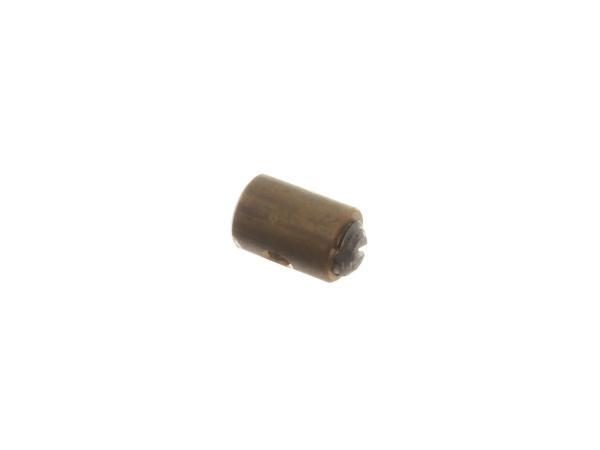 Schraubnippel universal, für Seilzug Ø2,5mm - Ø8mm - Höhe ca. 10mm,  10062160 - Bild 1